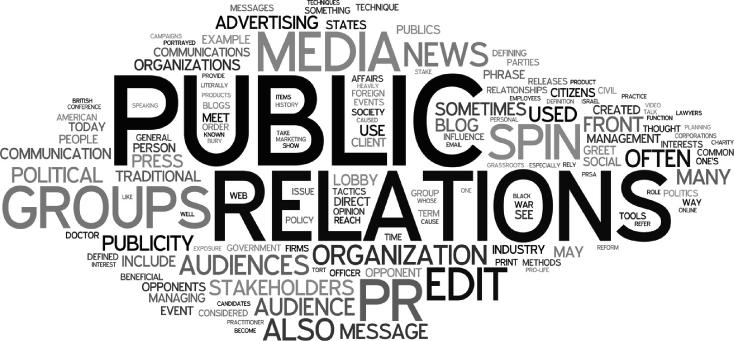 Политический пиар (PR-Public Relations)