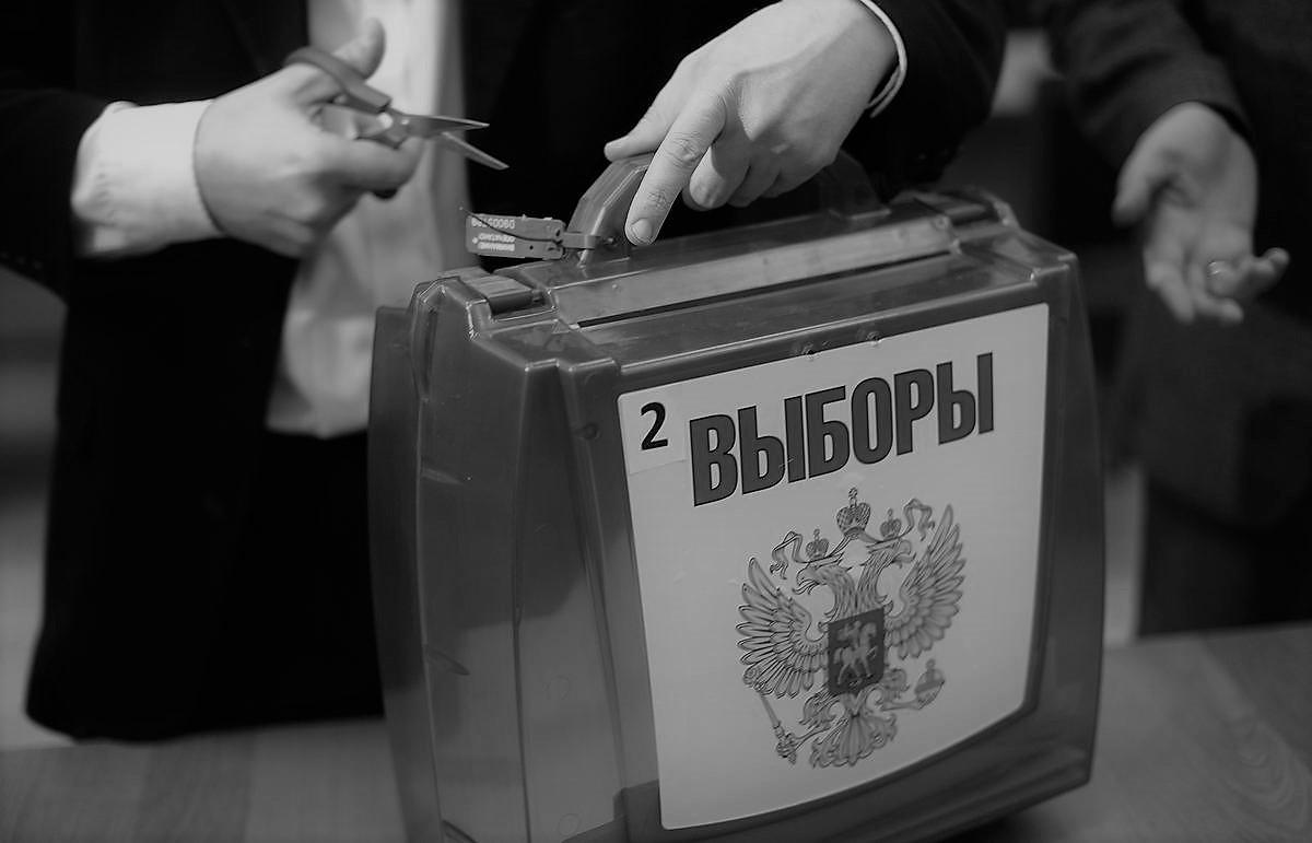 выборы главы города